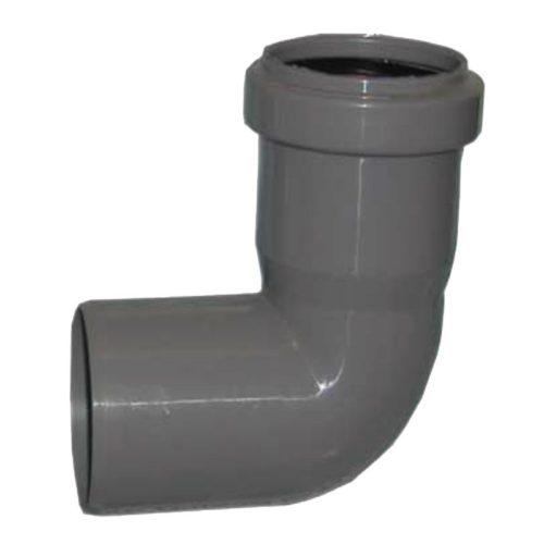 Отвод полипропиленовый 50х90