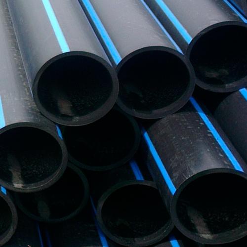 Труба ПНД 160х6,2 водопроводная