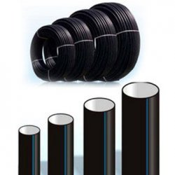 Трубы полиэтиленовые ПНД (водонапорные)