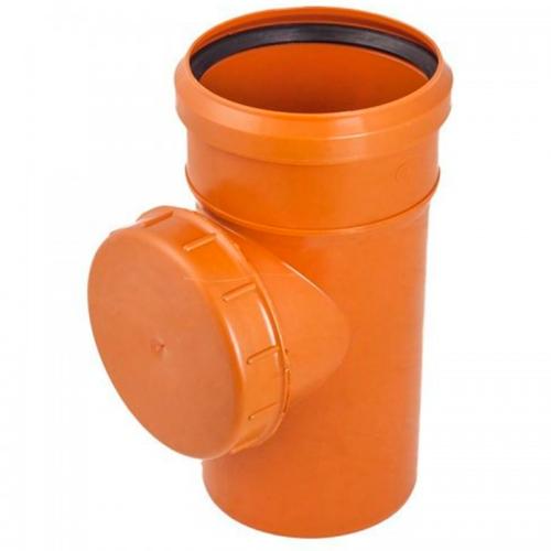 Ревизия полипропиленовая 110 для наружной канализации