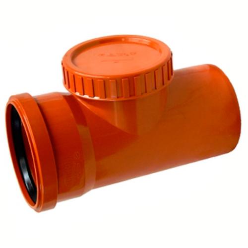 Ревизия полипропиленовая 160 для наружной канализации