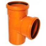trojnik-polipropilenovyj-160h160h90-dlya-naruzhnoj-kanalizatsii