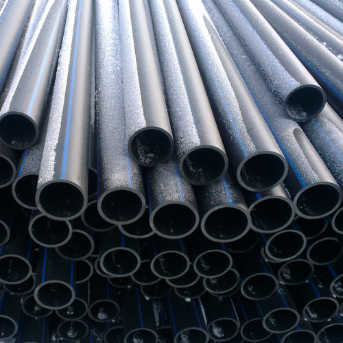 Труба ПНД 125х9,2 водопроводная