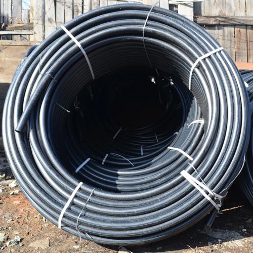 Труба ПНД 40х3,7 водопроводная