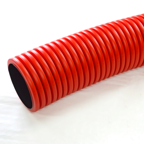 Труба ПНД гофрированная двустенная