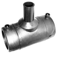 Тройник редукционный электросварной d90/75 SDR11 ПЭ100