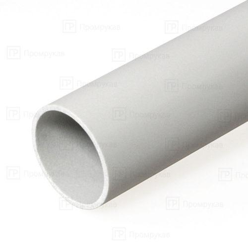 Труба жесткая ПВХ 2-х метровая легкая d63 упаковка 10м.