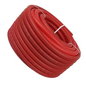 Трубы ПНД двустенные гибкие